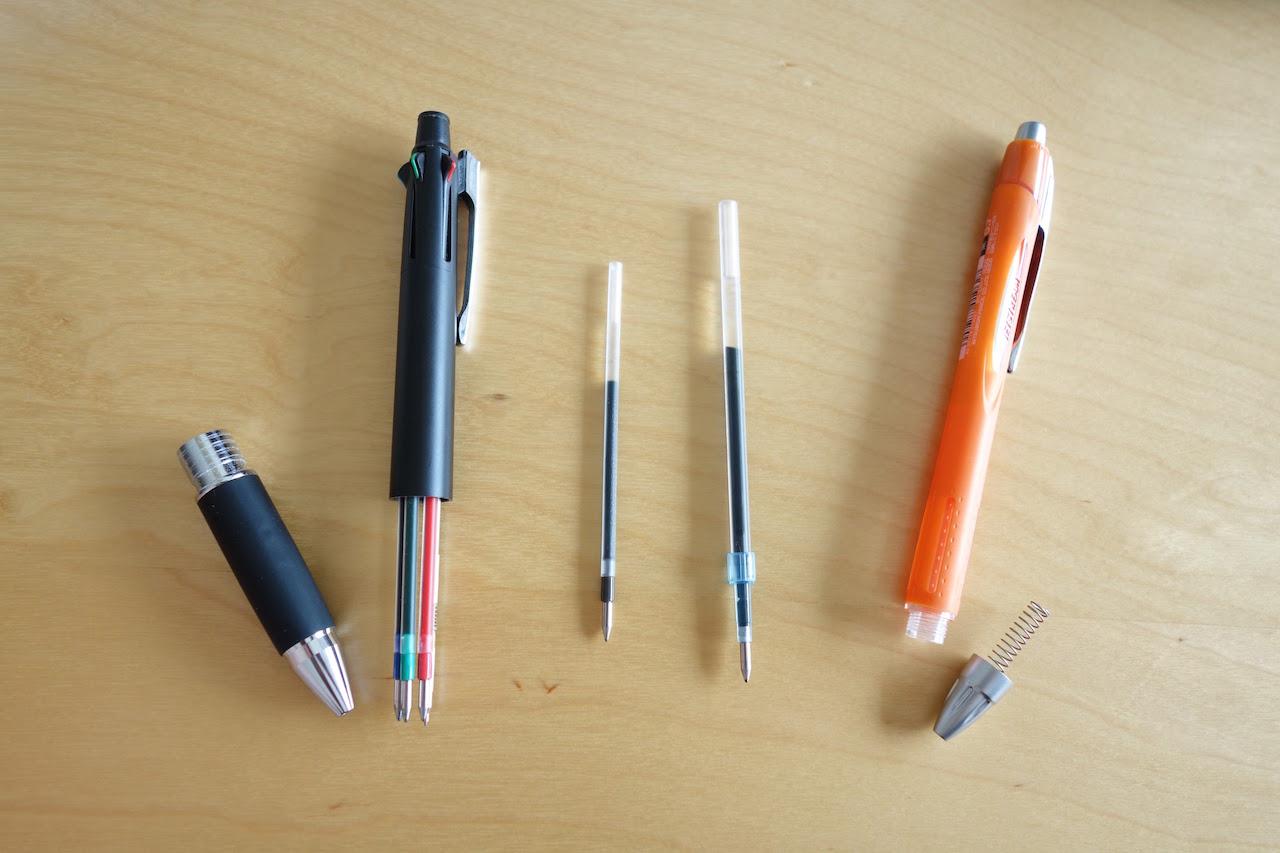 文具を使わないわたしが使い続けているおすすめボールペンはジェットストリーム一択!